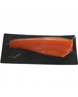 Whole Trout Fillet On Skin, Smoked on rope