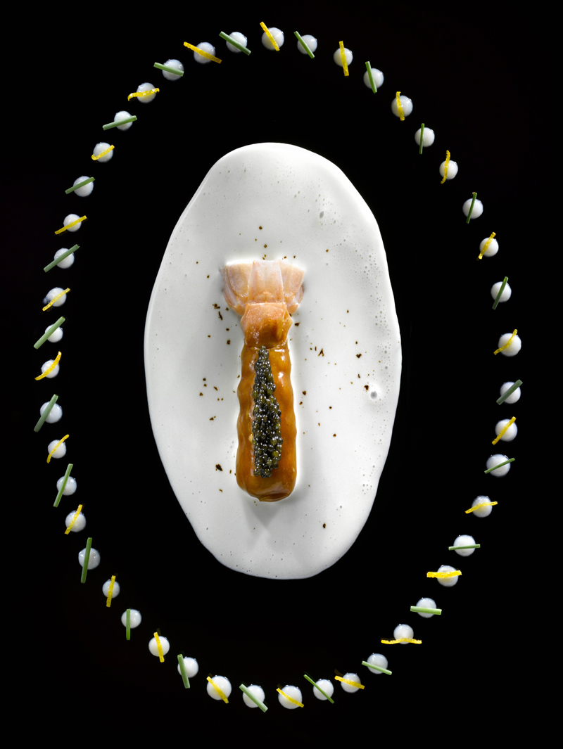 CAVIAR PERLE NOIRE - Langoustine